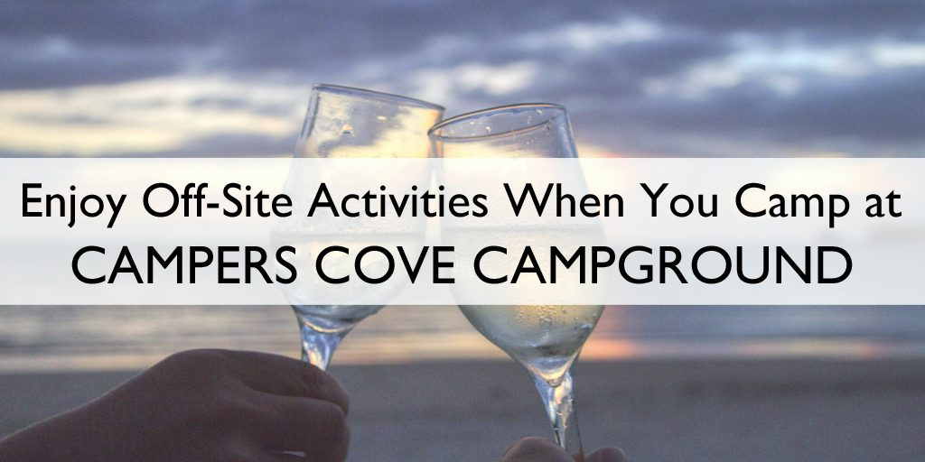 Activities at Campers Cove Campground