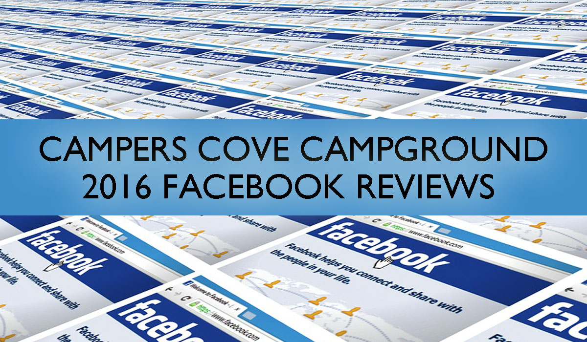 Campers Cove Campground Review
