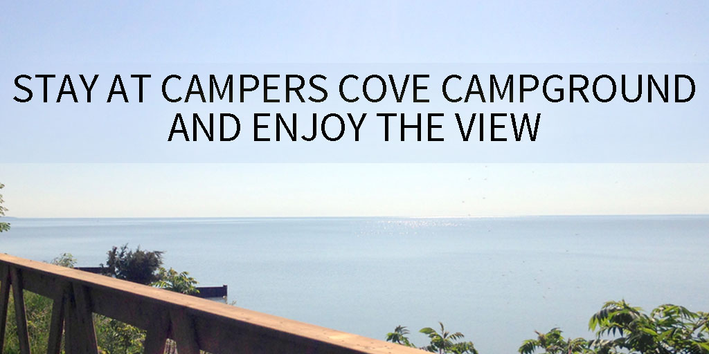 Stay At Campers Cove Campground